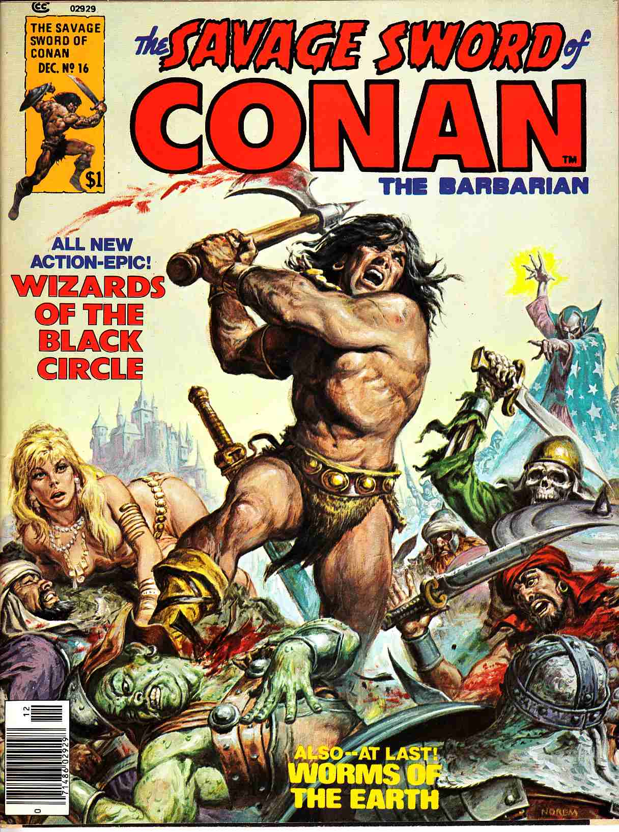 Savage Sword Of Conan #16 [Marvel Comic]_THUMBNAIL