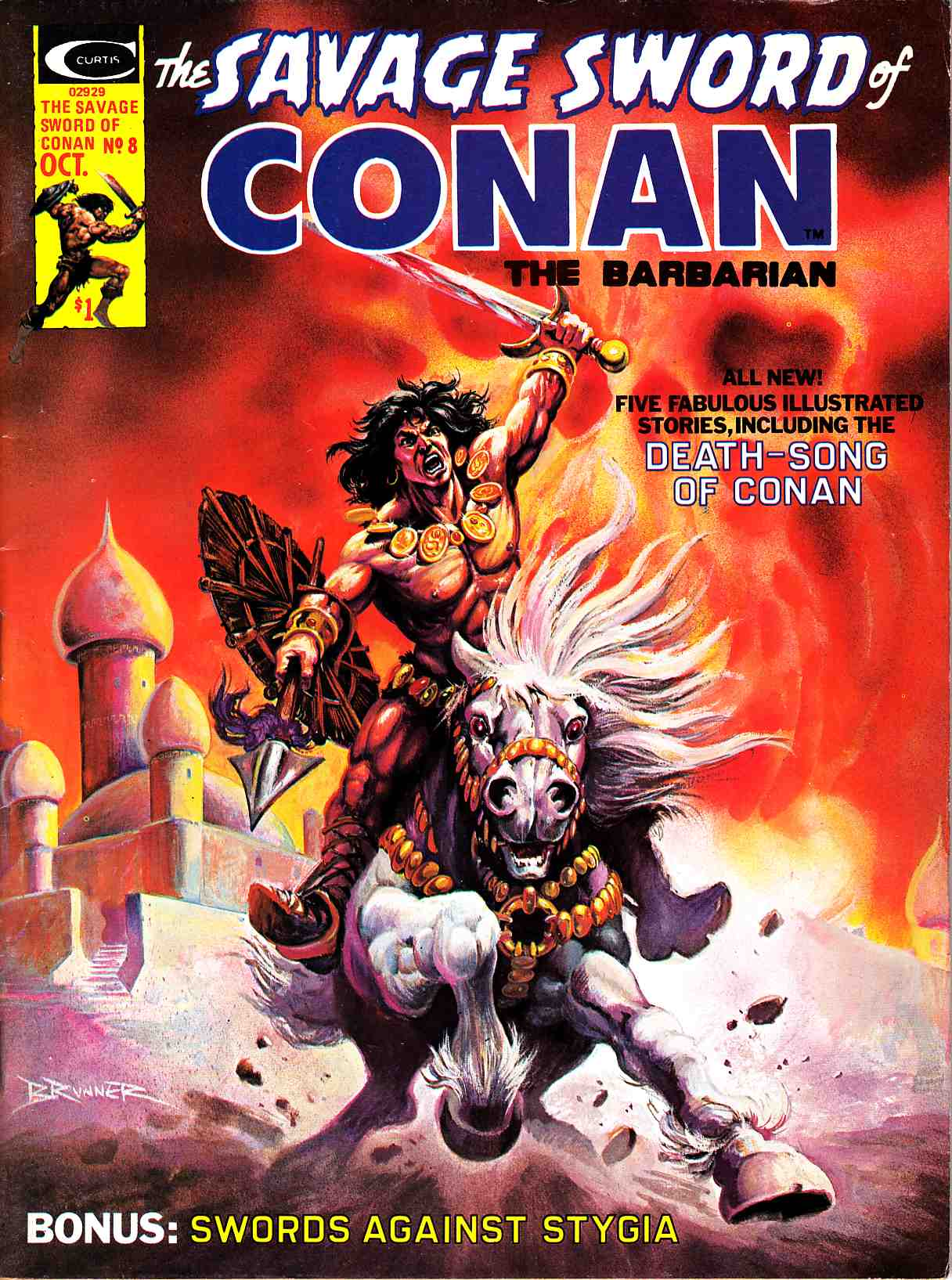 Savage Sword Of Conan #8 [Marvel Comic]_THUMBNAIL