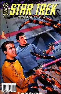 Star Trek: Missions End #2 LARGE