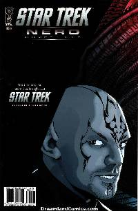 Star trek: nero #1 LARGE
