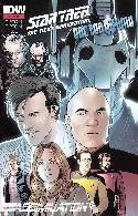 Star Trek TNG Doctor Who Assimilation #1 Third Printing [Comic] THUMBNAIL