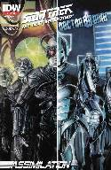 Star Trek TNG Doctor Who Assimilation #2 Second (2nd) Printing [Comic] THUMBNAIL
