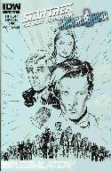 Star Trek TNG Doctor Who Assimilation #3 Cover RI- Sketch Incentive [Comic] THUMBNAIL