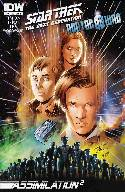 Star Trek TNG Doctor Who Assimilation #3 Cover B [Comic] THUMBNAIL