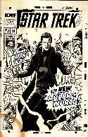 Star Trek Khan #2 Cover RI [Comic] THUMBNAIL