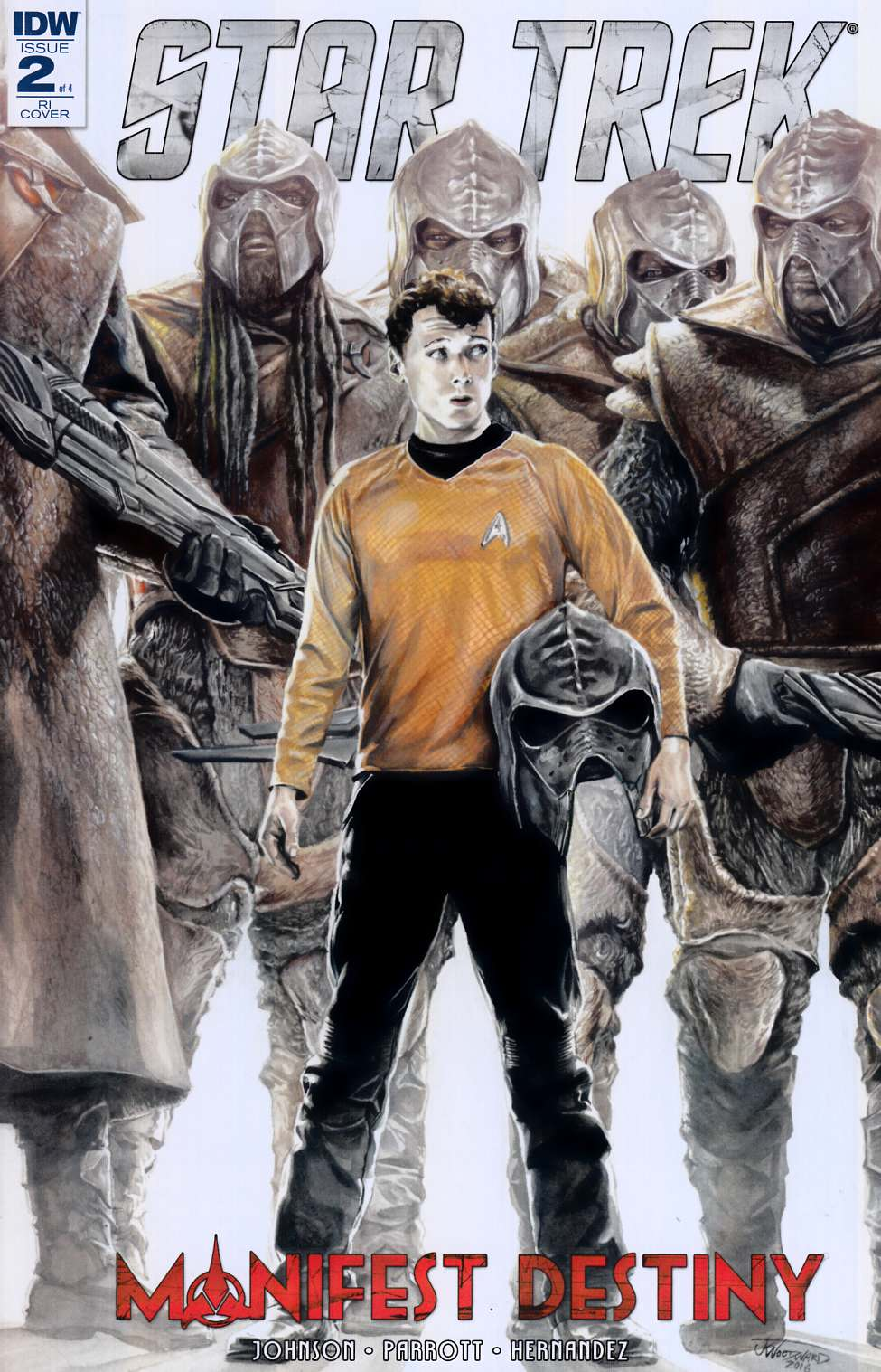 Star Trek Manifest Destiny #2 Cover RI [IDW Comic]_THUMBNAIL