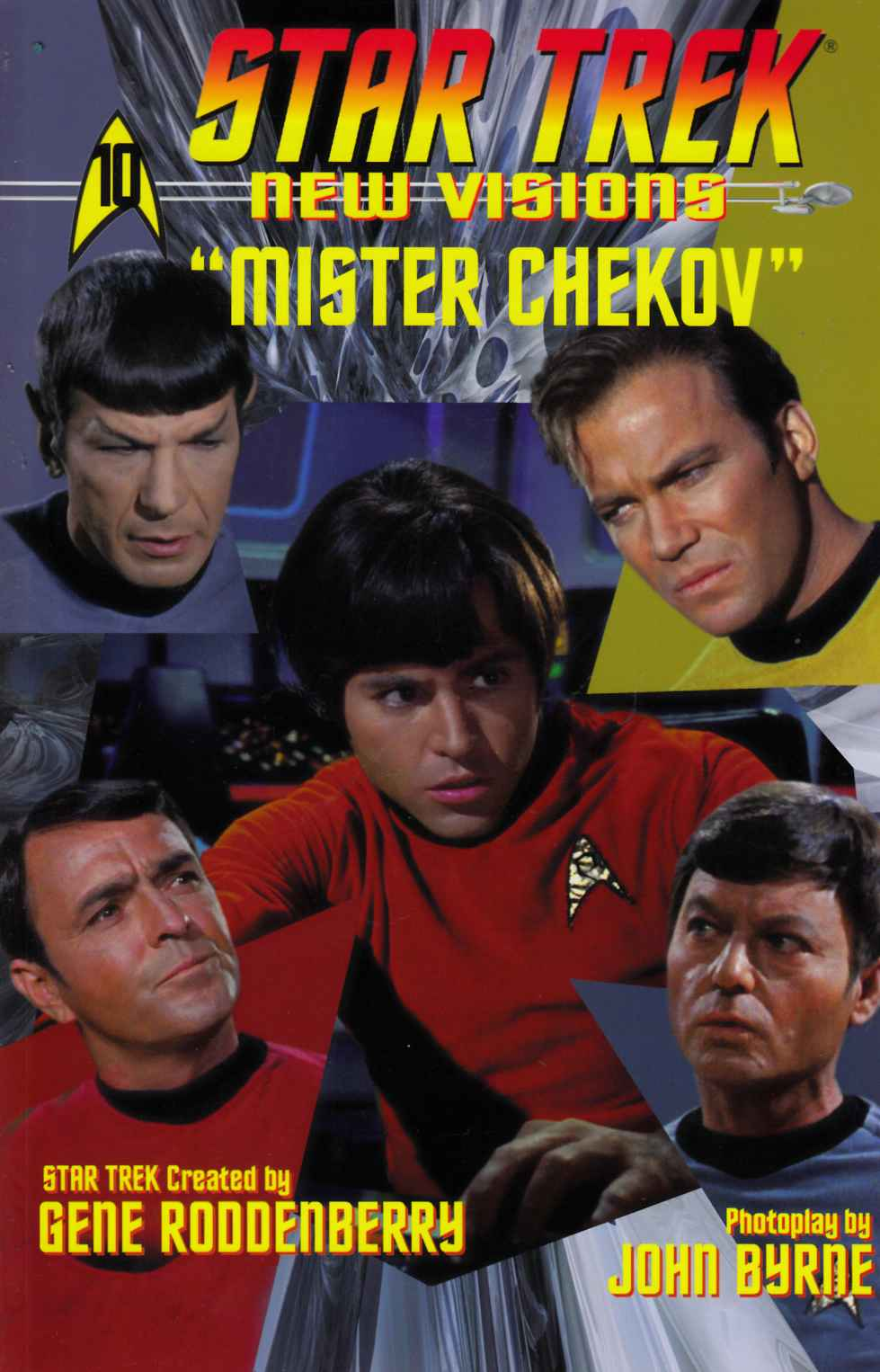 Star Trek New Visions Mister Chekov (One Shot) [IDW Comic] THUMBNAIL