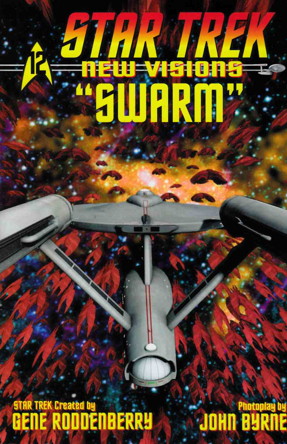 Star Trek New Visions Special Swarm [IDW Comic]