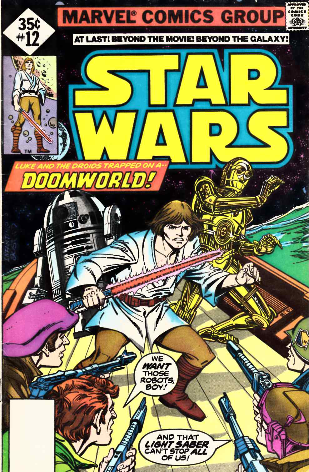 Star Wars #12 Whitman Edition [Marvel Comic]_LARGE