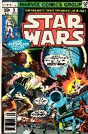 Star Wars #5 Fine (6.0) [Marvel Comic] THUMBNAIL
