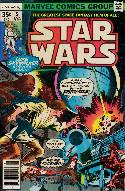 Star Wars #5 Very Fine (8.0) [Marvel Comic] THUMBNAIL