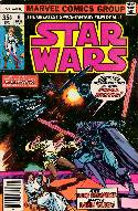 Star Wars #6 Very Fine (8.0) [Marvel Comic] THUMBNAIL