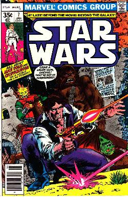 Star Wars #7 Very Fine (8.0) [Marvel Comic] LARGE