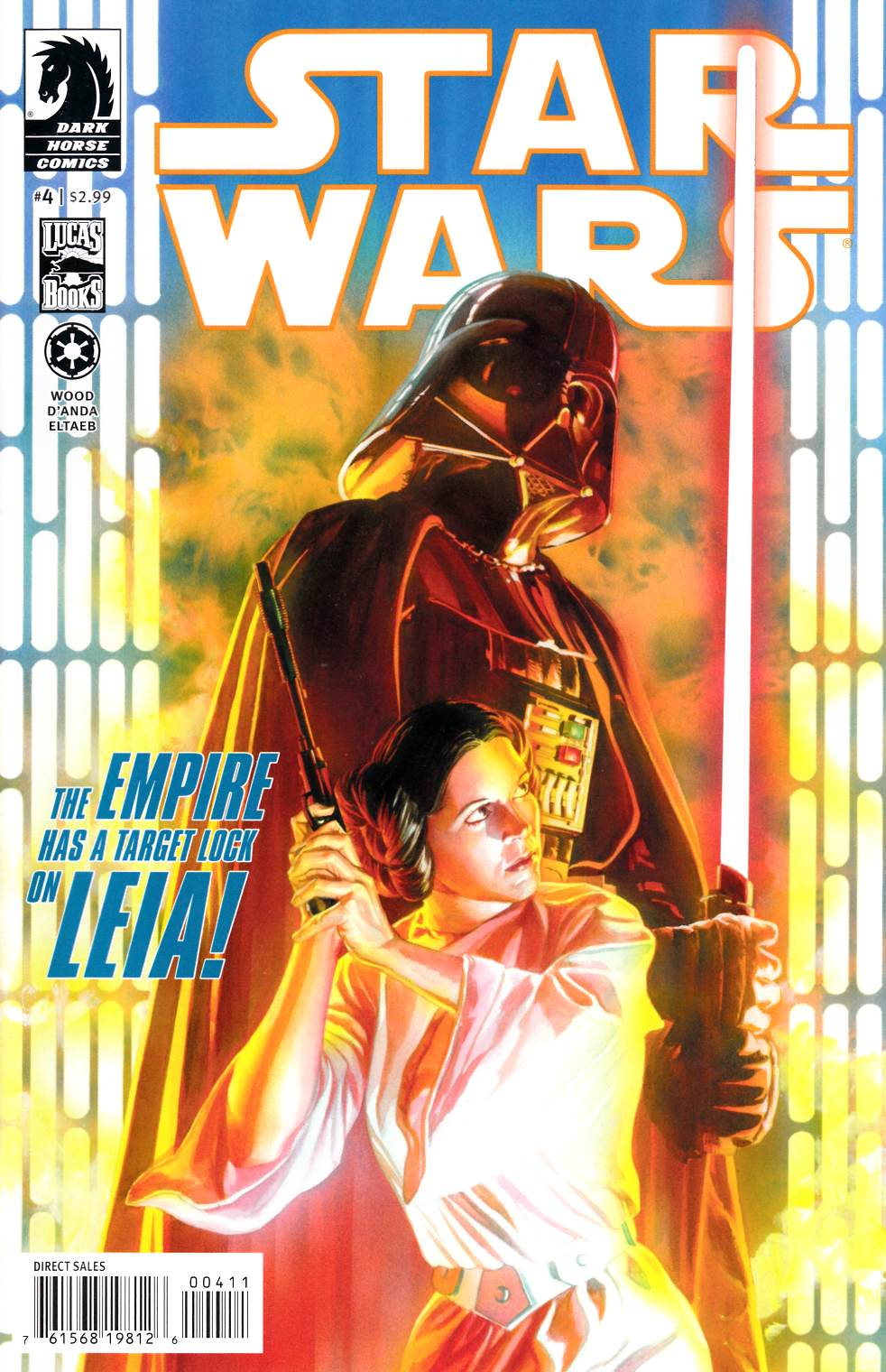 Star Wars #4 [Dark Horse Comic] THUMBNAIL