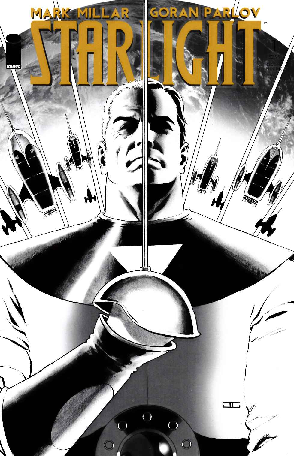 Starlight #1 Second Printing [Comic] LARGE
