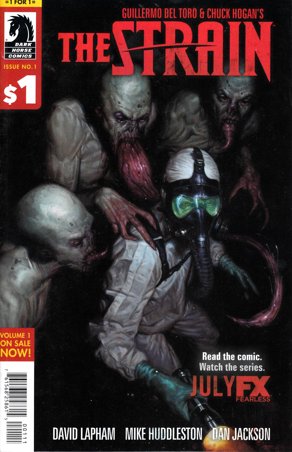 The Strain #1 1 for $1 Edition [Comic] THUMBNAIL