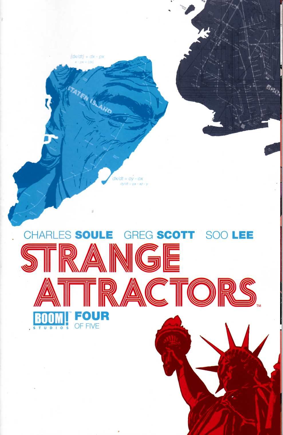 Strange Attractors #4 [Boom Comic] THUMBNAIL