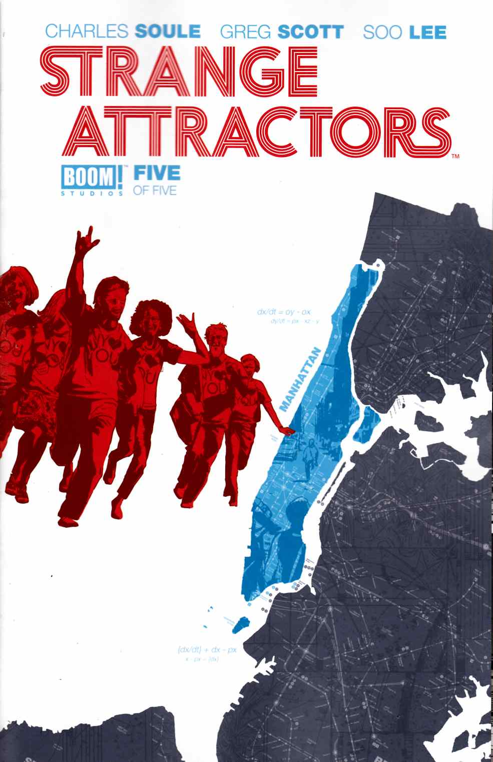 Strange Attractors #5 [Boom Comic] THUMBNAIL