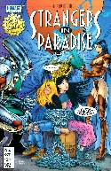 Strangers In Paradise #1 Cover B [Comic]