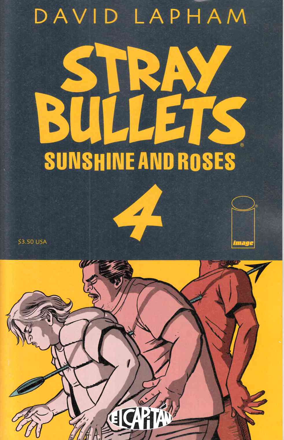 Stray Bullets Sunshine & Roses #4 [Image Comic] THUMBNAIL