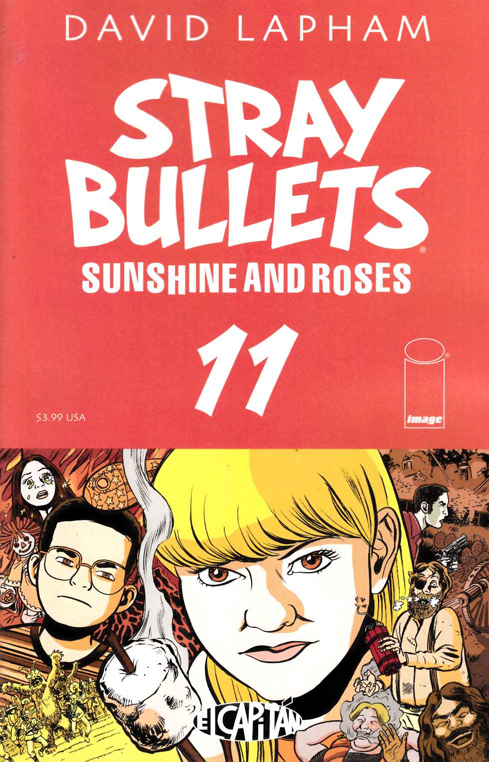 Stray Bullets Sunshine & Roses #11 [Image Comic]_THUMBNAIL