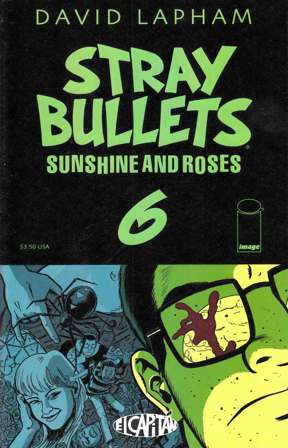 Stray Bullets Sunshine & Roses #6 [Image Comic] THUMBNAIL