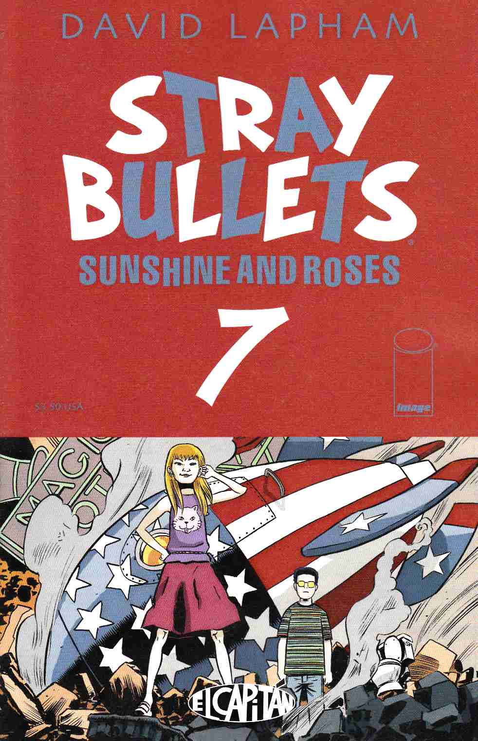 Stray Bullets Sunshine & Roses #7 [Image Comic] THUMBNAIL