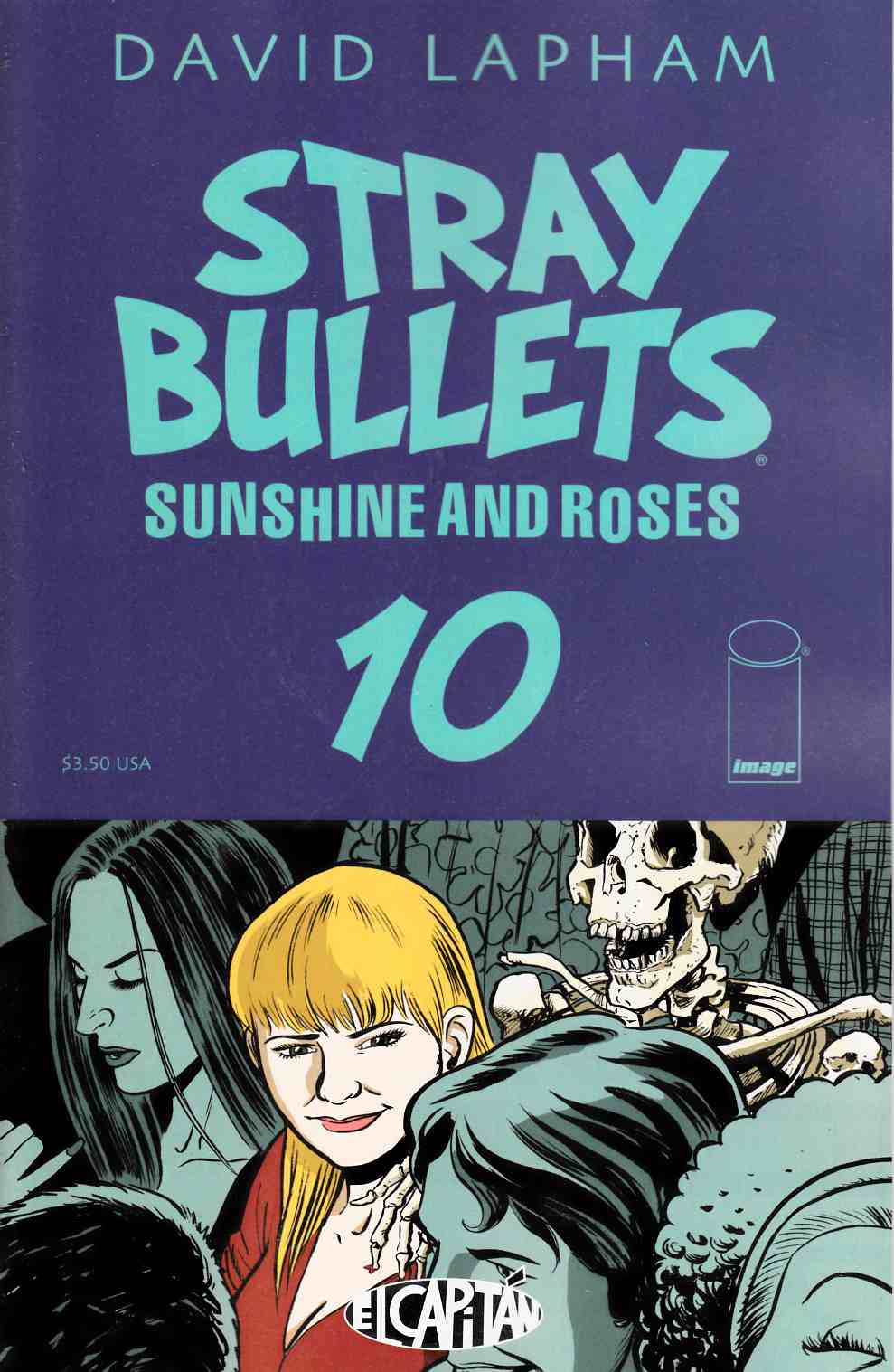 Stray Bullets Sunshine & Roses #10 [Image Comic] LARGE