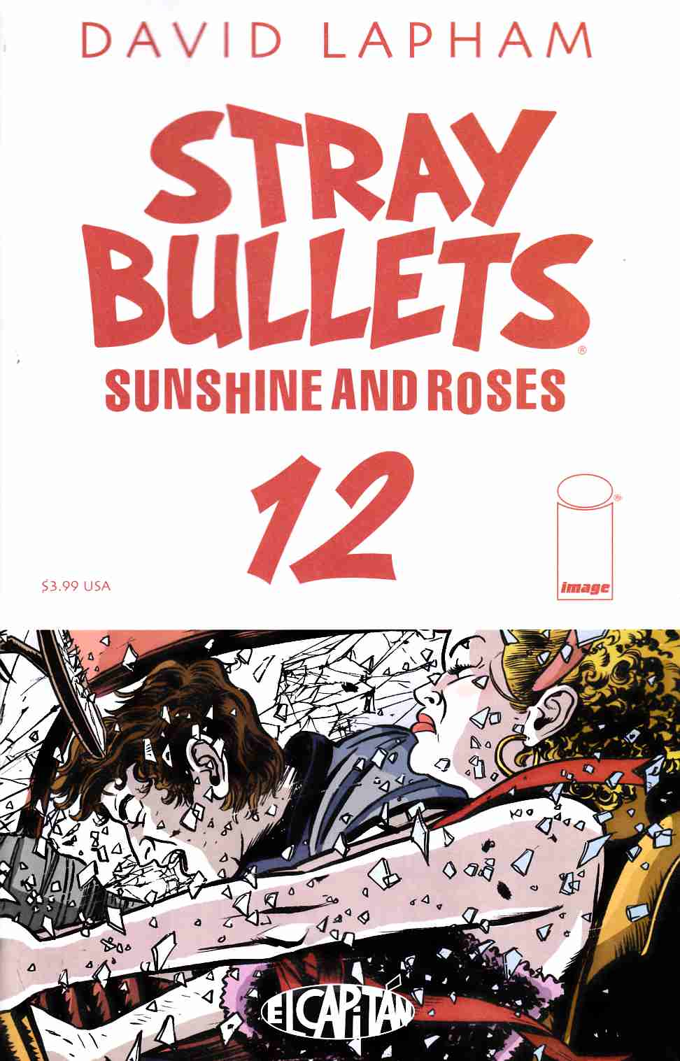 Stray Bullets Sunshine & Roses #12 [Image Comic] LARGE