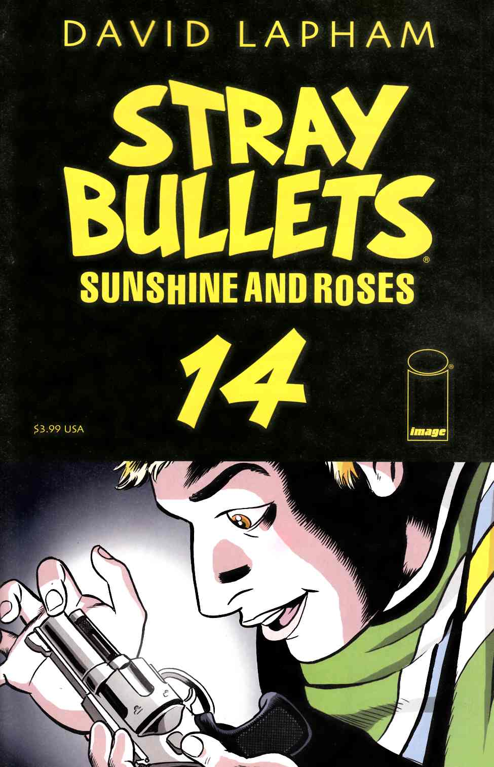 Stray Bullets Sunshine & Roses #14 [Image Comic]_THUMBNAIL