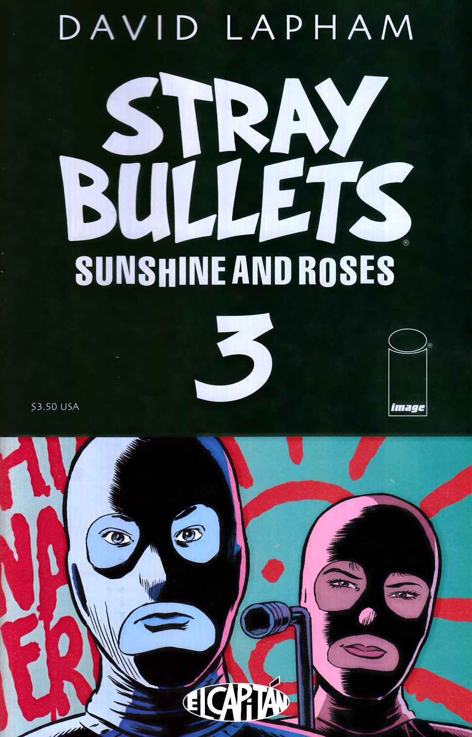 Stray Bullets Sunshine & Roses #3 [Image Comic] THUMBNAIL