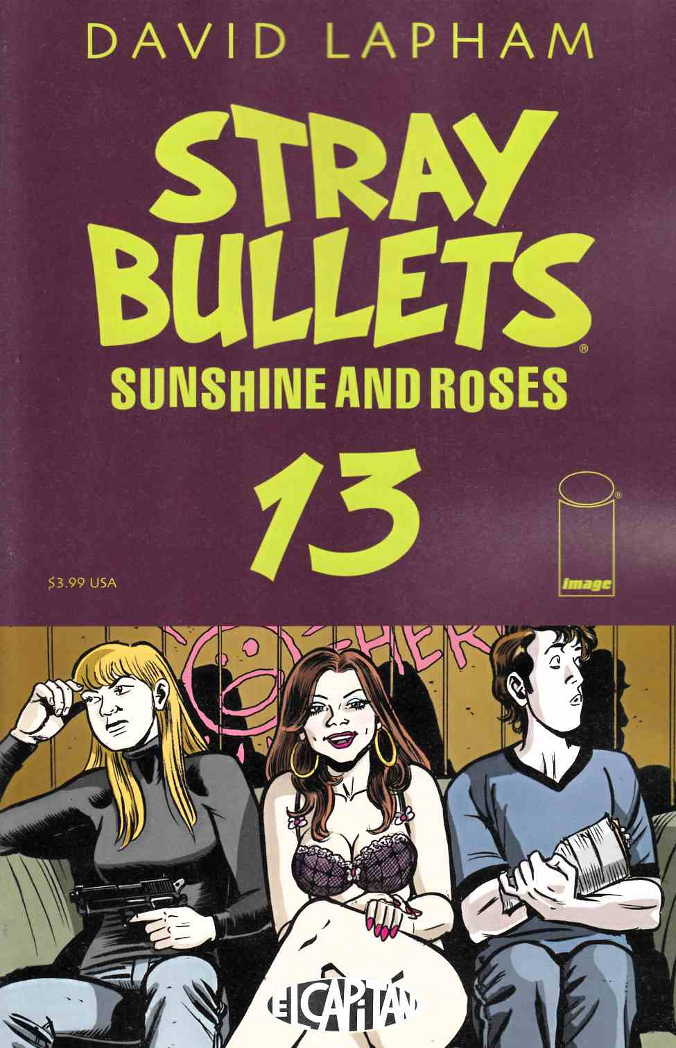 Stray Bullets Sunshine & Roses #13 [Image Comic]_THUMBNAIL