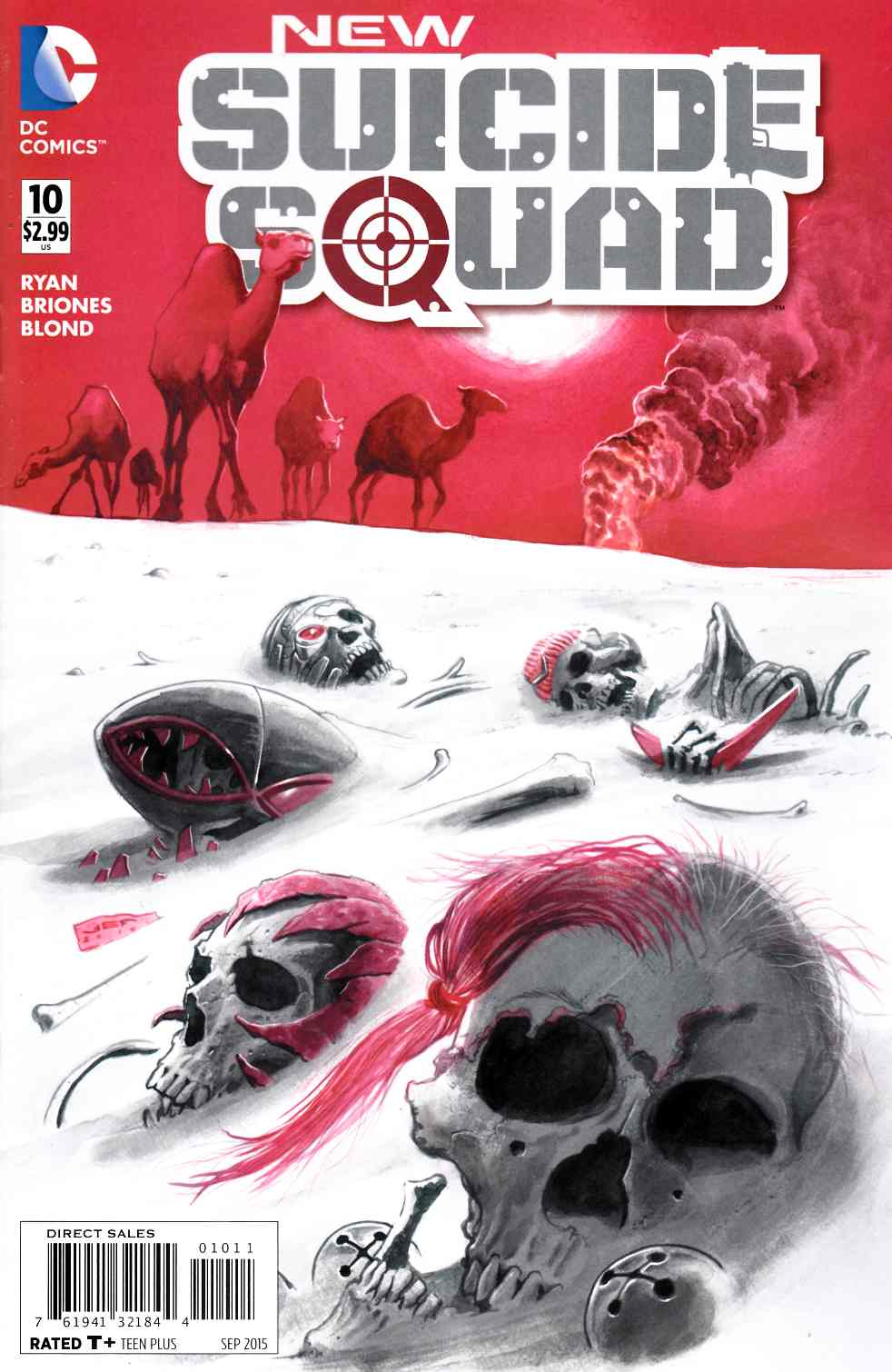 New Suicide Squad #10 [DC Comic]