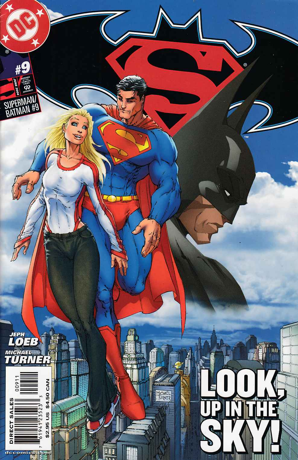 Superman Batman #9 Very Fine (8.0) [DC Comic] THUMBNAIL