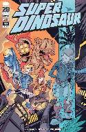 Super Dinosaur #12 [Image Comic]