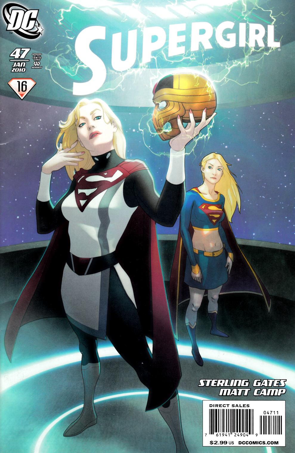 Supergirl #47 Very Good (4.0) [DC Comic] LARGE