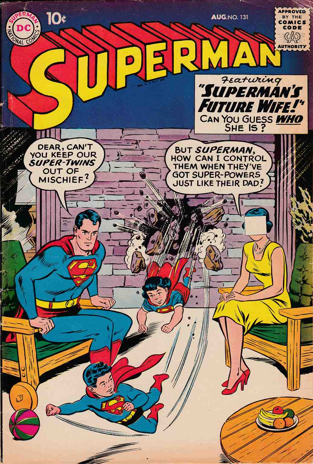 Superman #131 Good (2.0) [DC Comic] THUMBNAIL