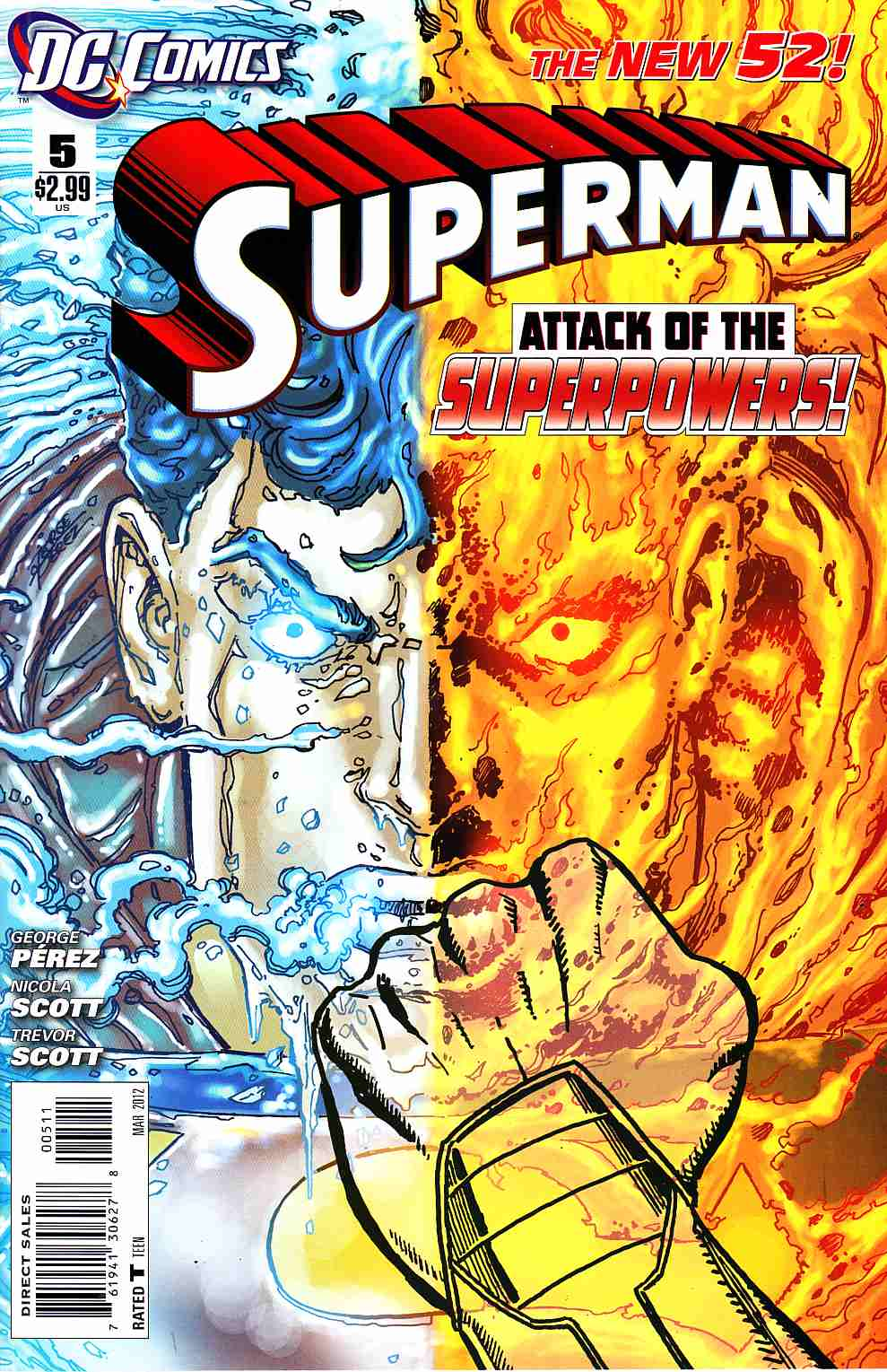 Superman #5 [DC Comic] LARGE