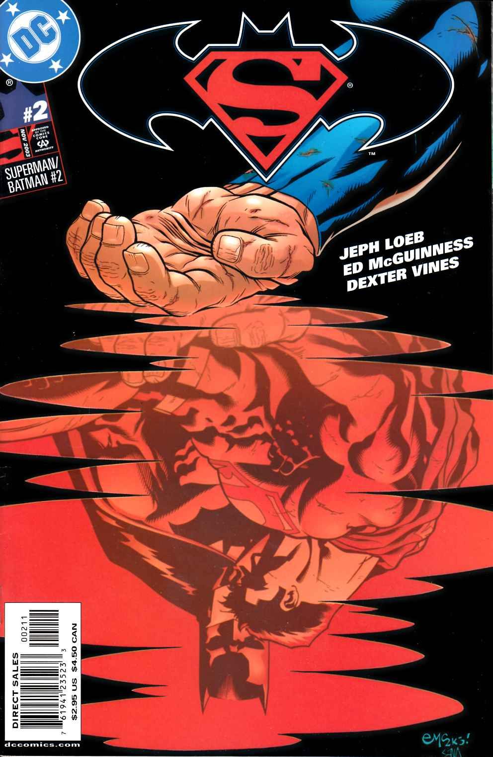 Superman Batman #2 Very Fine (8.0) [DC Comic]