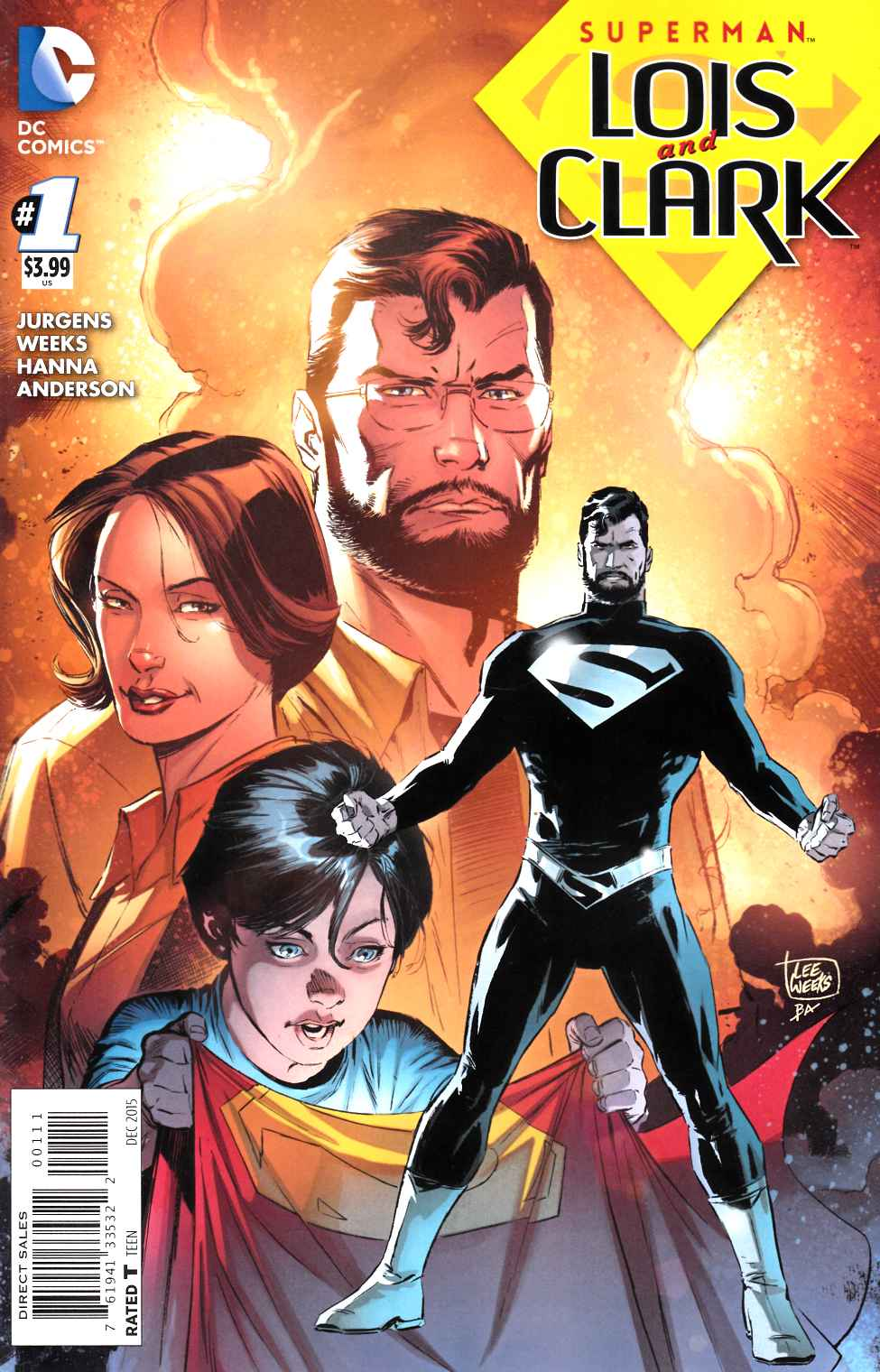 Superman Lois and Clark #1 [DC Comic]_THUMBNAIL