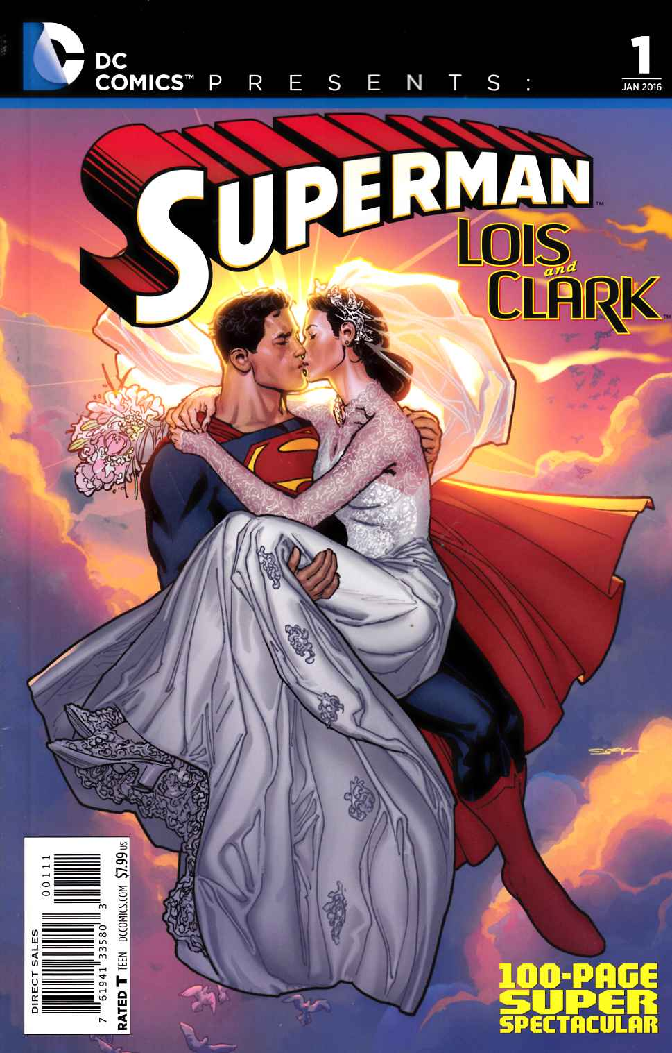 DC Presents Lois & Clark 100 Page Spectacular #1 [DC Comic] THUMBNAIL