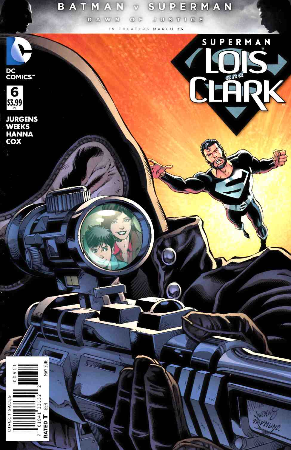 Superman Lois and Clark #6 [DC Comic]_THUMBNAIL