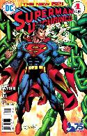 Superman Unchained #1 75th Anniversary Bronze Age Cover [DC Comic] THUMBNAIL