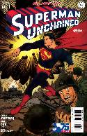 Superman Unchained #1 75th Anniversary Golden Age Cover [Comic] THUMBNAIL