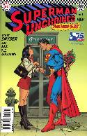 Superman Unchained #1 75th Anniversary Silver Age Cover [Comic] THUMBNAIL