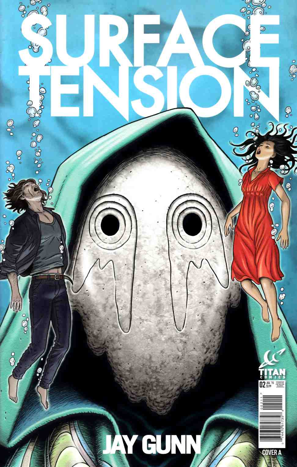 Surface Tension #2 [Titan Comic]