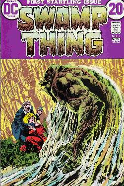 Swamp Thing #1 Signed By Berni Wrightson [Comic]