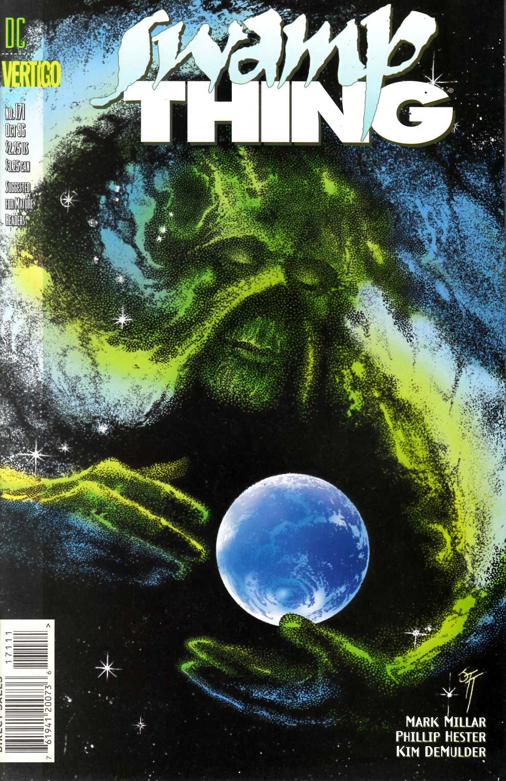 Swamp Thing #171 Very Fine (8.0) [DC Comic] THUMBNAIL