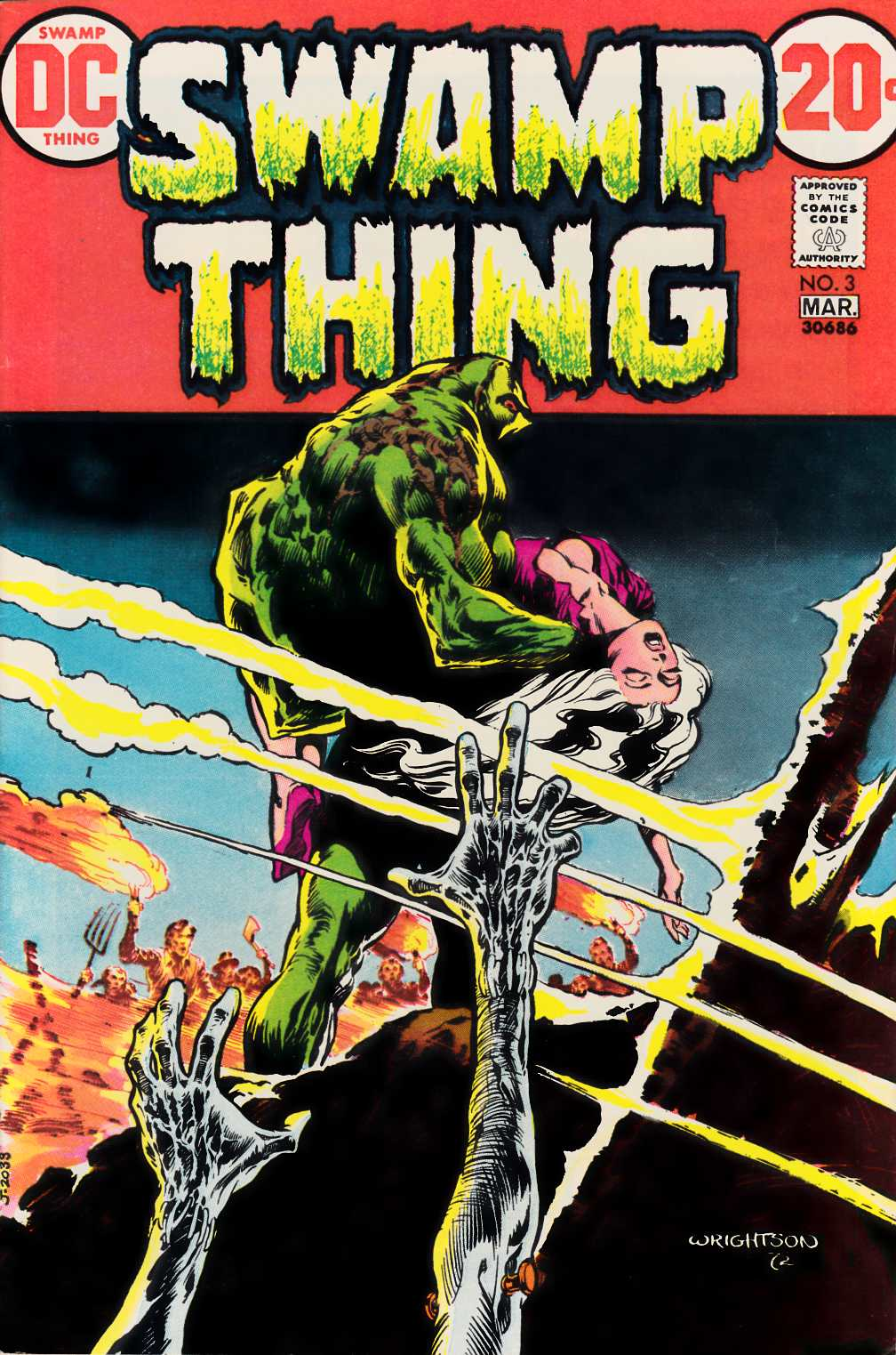 Swamp Thing #3 [DC Comic]_THUMBNAIL