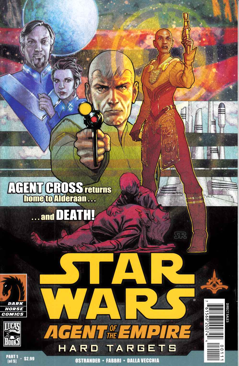 Star Wars Agent of the Empire Hard Targets #1 Near Mint (9.4) [Dark Horse Comic] THUMBNAIL
